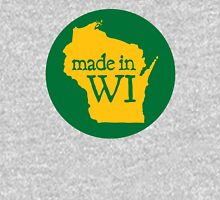 Made in WI - Green Circle Unisex T-Shirt