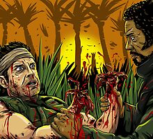 Tropic Thunder by njacksonart