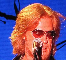 Daryl Hall  by Lesliebc