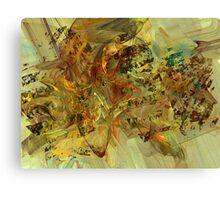 Tumultuous Canvas Print