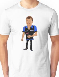 Terry 'The Bull' Jenkins Unisex T-Shirt