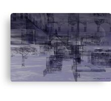 All's Illusion but One Canvas Print