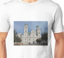 St Stephen's Cathedral, Passau Unisex T-Shirt