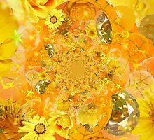 Yellow World by WildestArt