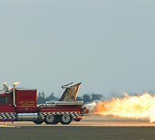 Jet Truck! by Sarah Grace