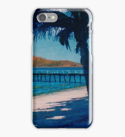 Low Tide at Picnic Bay - Magnetic Island iPhone Case/Skin