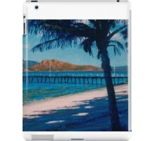 Low Tide at Picnic Bay - Magnetic Island iPad Case/Skin