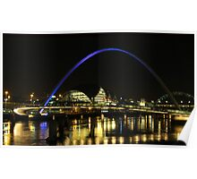 Tyne Reflections Poster
