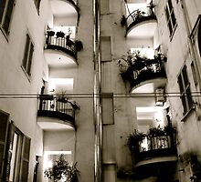 My Trastevere apt. by Hollie Nass