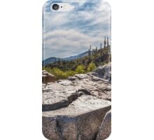 Bumble Bee, Az - Desert Landscape iPhone Case/Skin