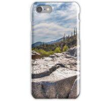 Bumble Bee, Az - Desert Landscape iPhone Case/Skin