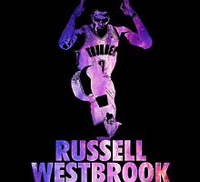 Russell Westbrook Galaxy by owned