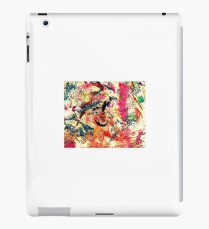 Funky Colours iPad Case/Skin
