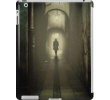 Passage at night iPad Case/Skin
