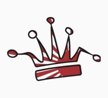 JDM Crown-RISING SUN Baby Tee