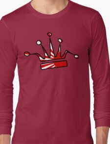 JDM Crown-RISING SUN Long Sleeve T-Shirt