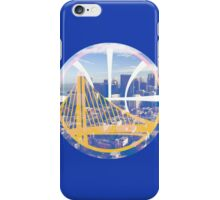 Golden State iPhone Case/Skin