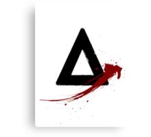 Bastille (triangle logo) Canvas Print