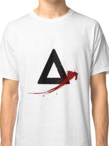 Bastille (triangle logo) Classic T-Shirt