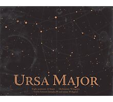 Ursa Major Photographic Print