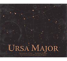 Ursa Major Photographic Print