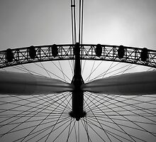 London Eye by jez92