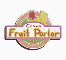 Crown Fruit Parlor One Piece - Short Sleeve