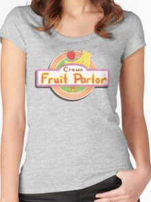 Crown Fruit Parlor Women's Fitted Scoop T-Shirt