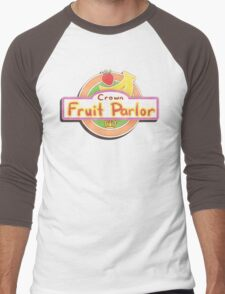 Crown Fruit Parlor Men's Baseball ¾ T-Shirt