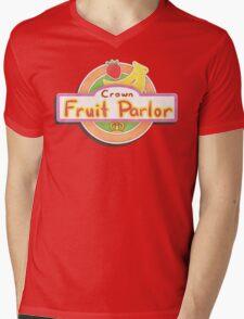 Crown Fruit Parlor Mens V-Neck T-Shirt