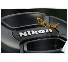 Nikon Mantis Poster