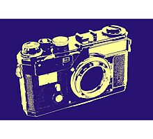 CLASSIC CAMERA-LARGE Photographic Print