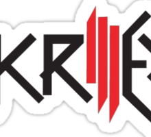 Skrillex Sticker