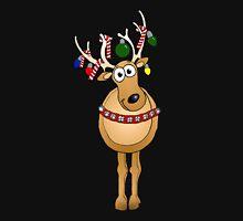 Festive Reindeer Long Sleeve T-Shirt