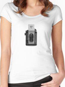 Argus Argoflex Seventy-five - Halftone Women's Fitted Scoop T-Shirt