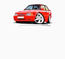 Ford Escort RS Turbo S2 Red Unisex T-Shirt