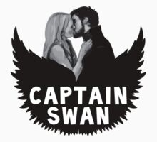 Once Upon a Time - Captain Swan Kids Clothes