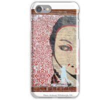 Fairey on Penn in the Burgh iPhone Case/Skin