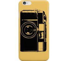 CLASSIC CAMERA-SAY CHEESE iPhone Case/Skin