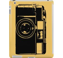 CLASSIC CAMERA-SAY CHEESE iPad Case/Skin