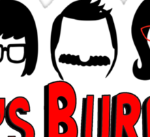 The Belchers Sticker