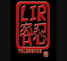 LIR-linaji Personalised Chinese-Style Chops T-Shirt Mens V-Neck T-Shirt