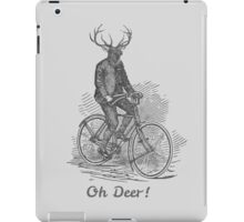 Oh Deer! iPad Case/Skin