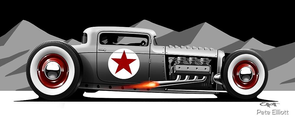 Fuelzine Salt Laker by Pete Elliott