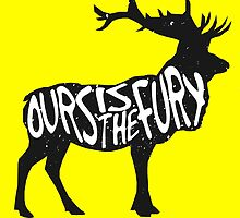 OURS IS THE FURY, by sopheyrac