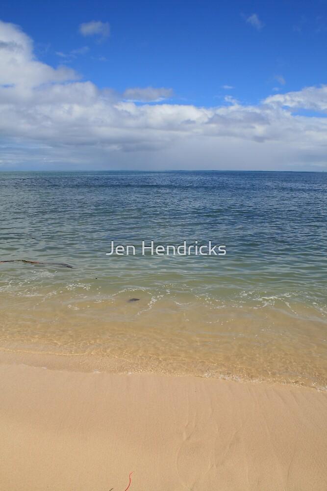 Calm Waters by Jen Hendricks
