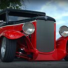 1930 Chevrolet Sedan Hot Rod by TeeMack