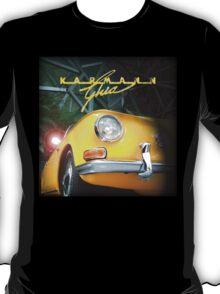 Yellow Type 3 Karmann Ghia T-Shirt