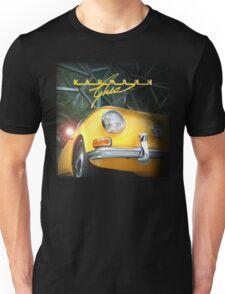 Yellow Type 3 Karmann Ghia Unisex T-Shirt