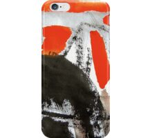dark force....contained iPhone Case/Skin
